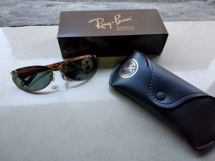 Sunglasses vintage rayban olympian deluxe