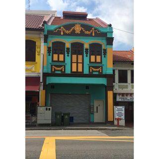 Serangoon Road Shophouse office for rent