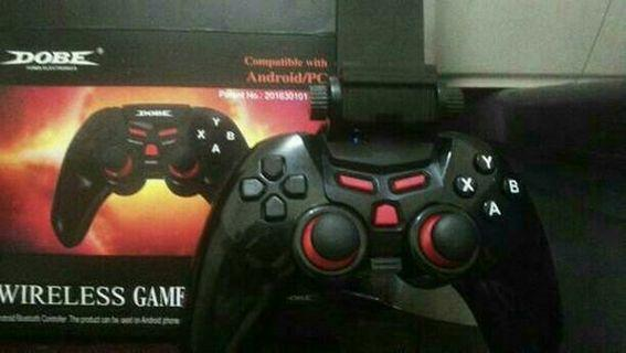 Gamepad Joystick wirelees dobe ti 465
