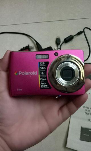 德國Polaroid <t1234>數位相機