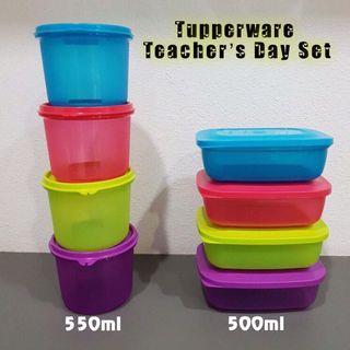 Tupperware Teachers Day Set