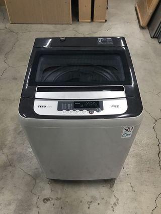 TECO東元10公斤定頻直立式洗衣機W1038FW