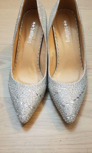 [婚禮用] 新娘子3吋高跟鞋