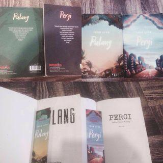 preloved novel tere liye