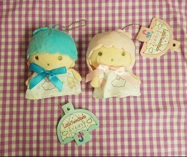 【日本直送】【一對售】 睛天娃娃 Little Twin Stars
