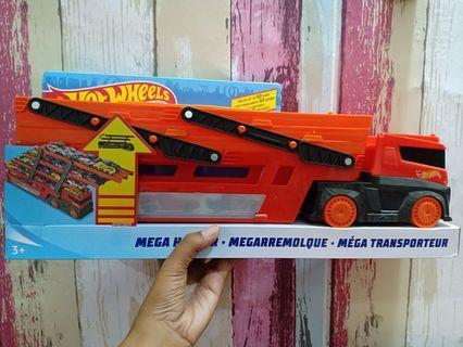 Mega Hauler Hotwheels Sale 160rb (ongkir kena 2kg)