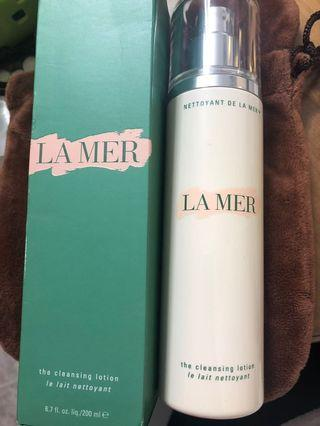 La mer cleansing lotion