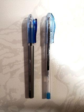 🚚 Faber Castell gel pens