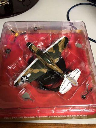 1/72 美國陸軍 Bell P-39 Airacobra