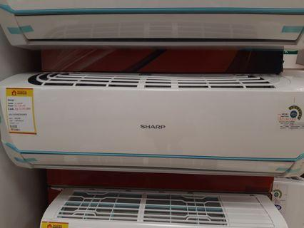 Air Conditioner Sharp Bisa Credit Tanpa Dp