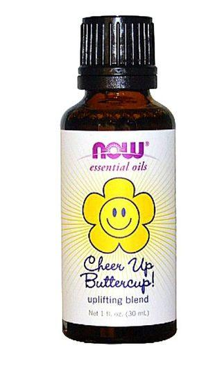 Essential Oils, Uplifting Blend, Cheer Up Buttercup!, 30 ml (Authentic from USA)