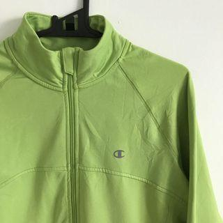 champion green jacket