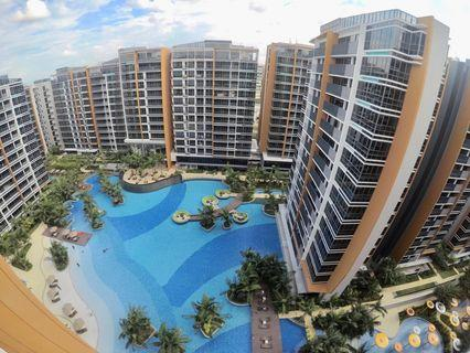High floor with Lagoon Pool View, Resort style condo with 5 pools