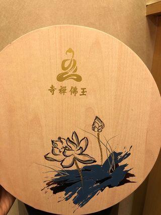 上海玉佛禪寺茶禮品