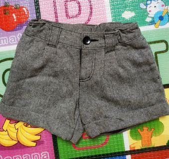 全新gap女大童短褲140cm