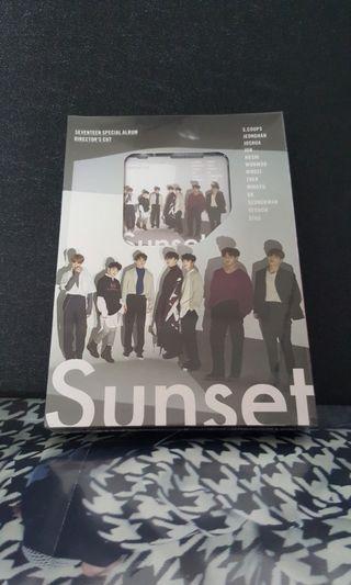 Sealed Seventeen Director Cut Khino Album