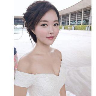 Wedding Korean style Gown & Package