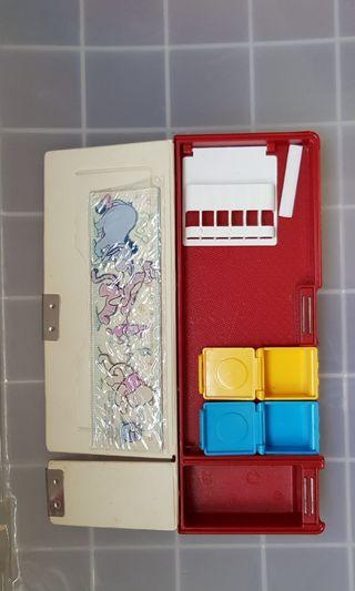 Pop up Pencil box