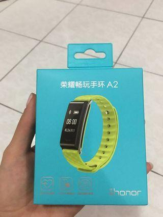 Honor band A2 heart rate monitor Bluetooth fitness smart band tracker