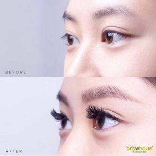 Browhaus Lash Extensions