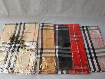 HOT SALE Burberry long neck wrap scarf