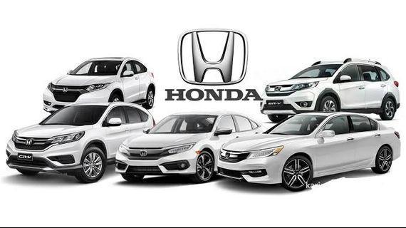 All new honda promo