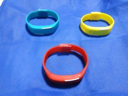 Wristband watch