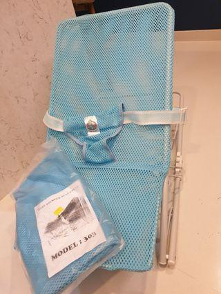 Mesh Baby Bouncer with extra cover