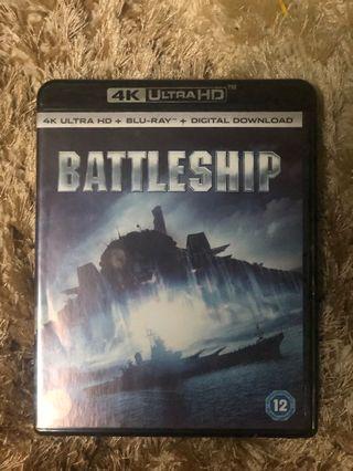 4K Bluray Battleship