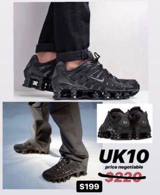 !! Nike Shox TL Black