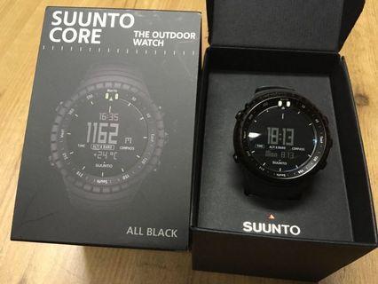 Suunto Core All Black