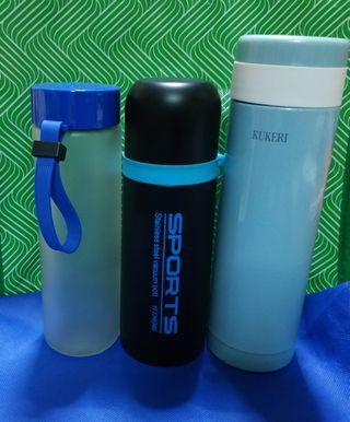 🚚 Thermal Flask and bottles