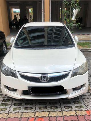 Promotion Newly arrived Honda Civic for daily rent or Long term rent cheapest in Carousell