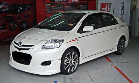 New arrival promotion Toyota Vios for daily rent or Long term rent cheapest in Carousell