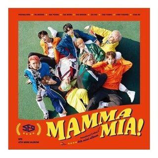 [WTB/LF] SF9 Mamma Mia Regular Edition Album