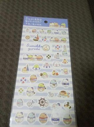 Sumikko gurashi stickers