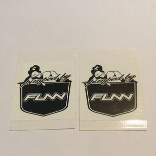 FUNN MTB stickers