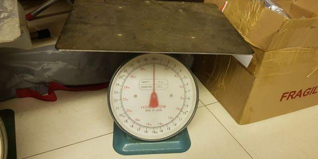 Medium industrial weighing scale