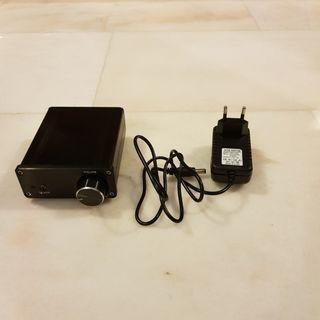 Breeze Audio mini amplifier