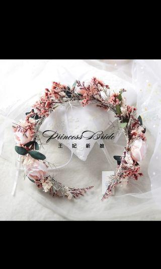 🚚 Floral Headband