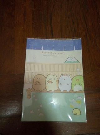 Summiku gurashi note book