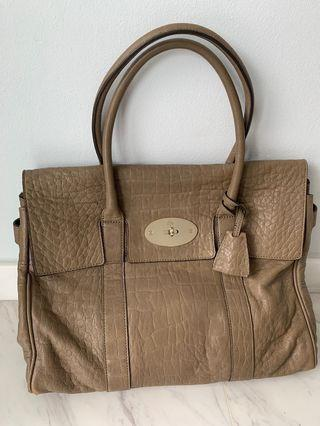 Classic Mulberry Bayswater Bag