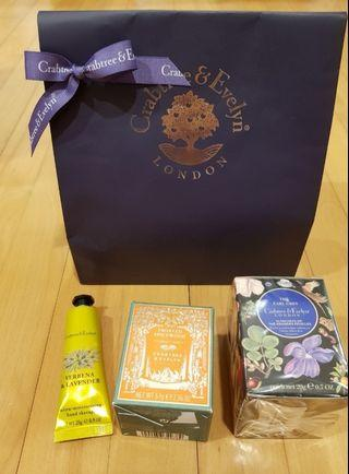 🚚 Crabtree and evelyn gift set #endgameyourexcess