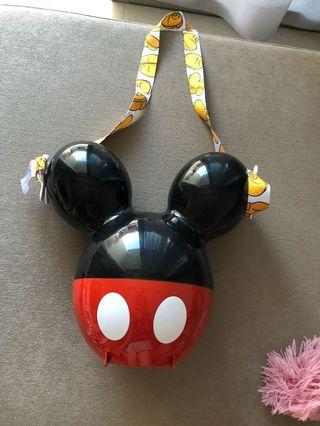 Hong Kong Disneyland Mickey Bucket