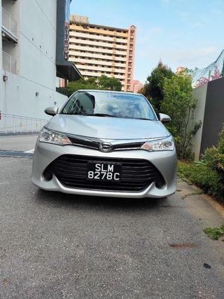 Rental Toyota Axio