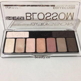 CATRICE EYESHADOW PALLETE THE NUDE BLOSSOM