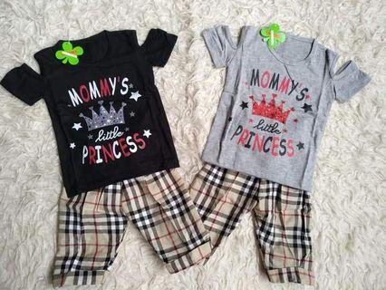 Tatawa mommy little princes
