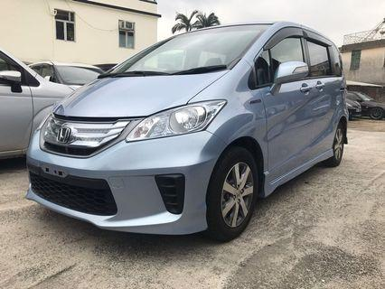 HONDA FREED HYBRID 2011
