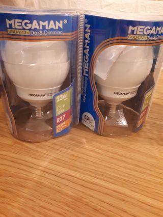 LED Light Bulb Megaman