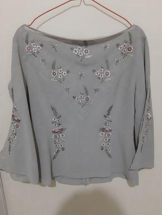 Blouse Belle Cloud
